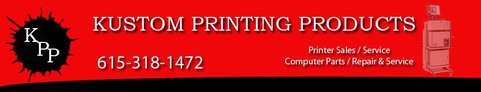 Kustom Printing Products